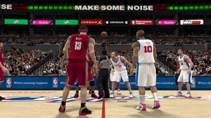 NBA 2K10 ScreenShot 3