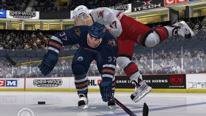 NHL 07 ScreenShot 3