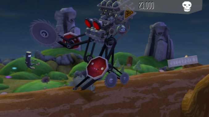 Runner 2 ScreenShot 3