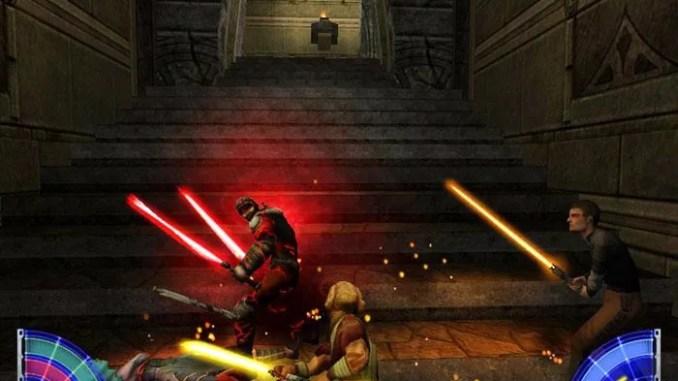 Star Wars Jedi Knight-Jedi Academy ScreenShot 2