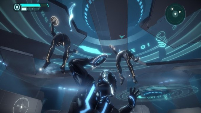 TRON Evolution SceenShot 1