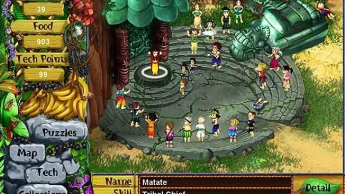 Virtual Villagers 3 -The Secret City ScreenShot 1