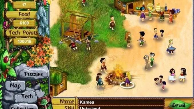 Virtual Villagers 3 -The Secret City ScreenShot 3