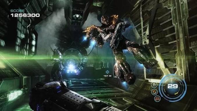 Alien Rage - Unlimited ScreenShot 2