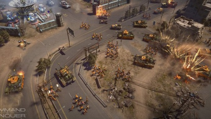 Command & Conquer (2013) ScreenShot 1