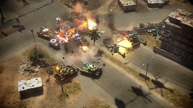 Command & Conquer (2013) ScreenShot 2