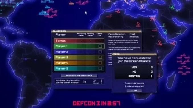 DEFCON ScreenShot 1