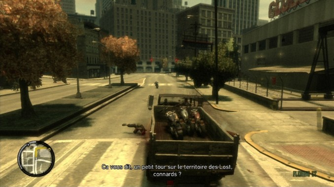 GTA Episodes from Liberty City ScreenShot 2
