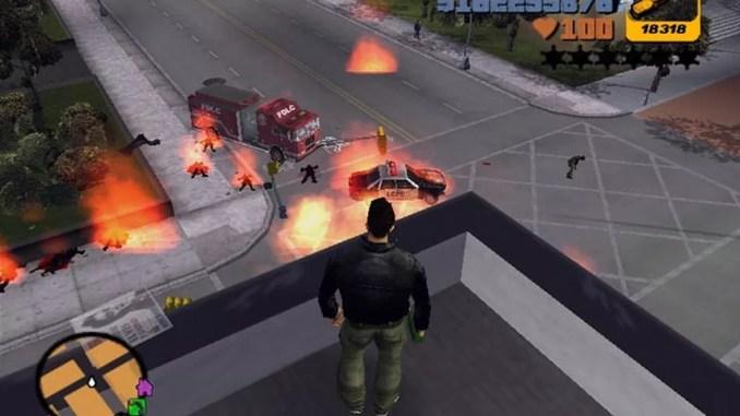 Grand Theft Auto III ScreenShot 2