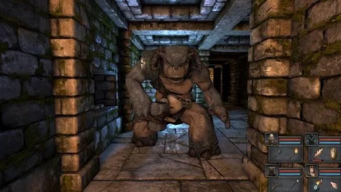 Legend of Grimrock ScreenShot 1