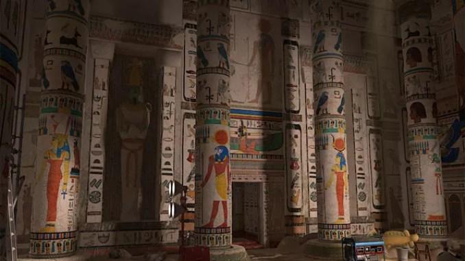 Nancy Drew Tomb of the Lost Queen ScreenShot 1