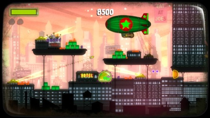 Tales from Space Mutant Blobs Attack ScreenShot 1
