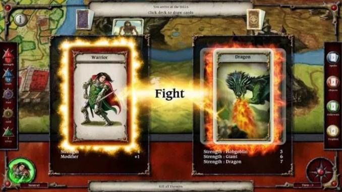 Talisman Prologue ScreenShot 2