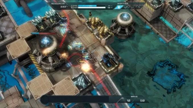 Defense Technica ScreenShot 1