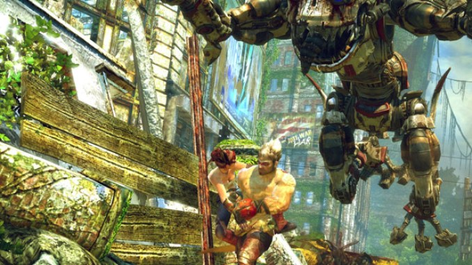 Enslaved Odyssey to the West ScreenShot 2
