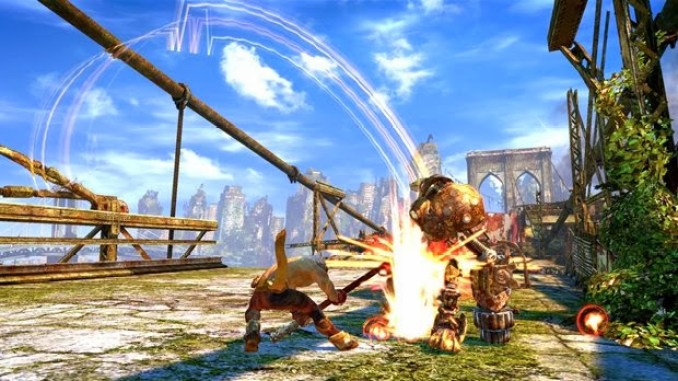 Enslaved Odyssey to the West ScreenShot 3
