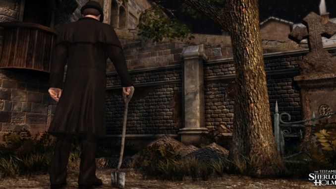 The Testament of Sherlock Holmes ScreenShot 3