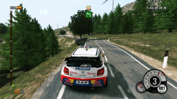 WRC 4 FIA World Rally Championship ScreenShot 1