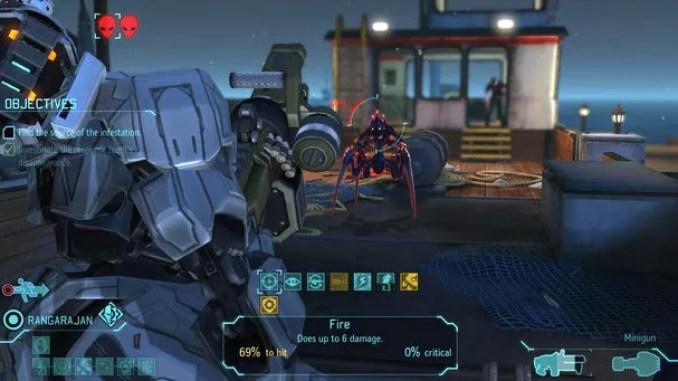 XCOM Enemy Within ScreenSHot 1