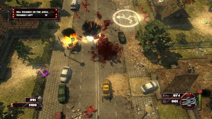 Zombie Driver HD ScreenShot 3