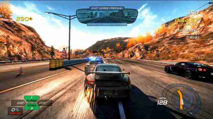 Need for Speed Hot Pursuit Game ScreenShot 3