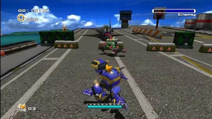 Sonic Adventure 2-3