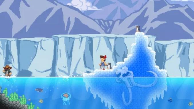 Starbound Game screenshot 2
