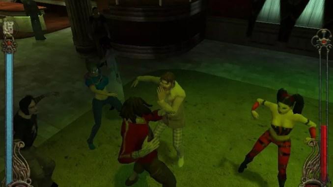 Vampire The Masquerade Bloodlines Screenshot 2
