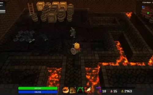 Forge Quest ScreenShot 2