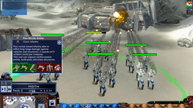Star Wars Empire at War GOLD PACK ScreenShot 1