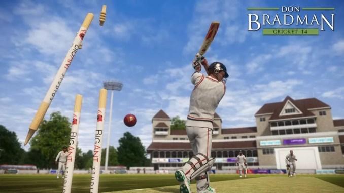 Don Bradman Cricket 14 Free Game Full Download