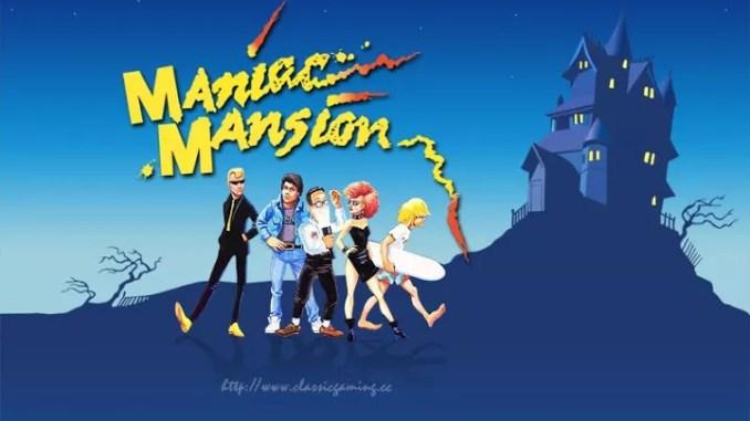 Maniac Mansion Free Download PC Game Full
