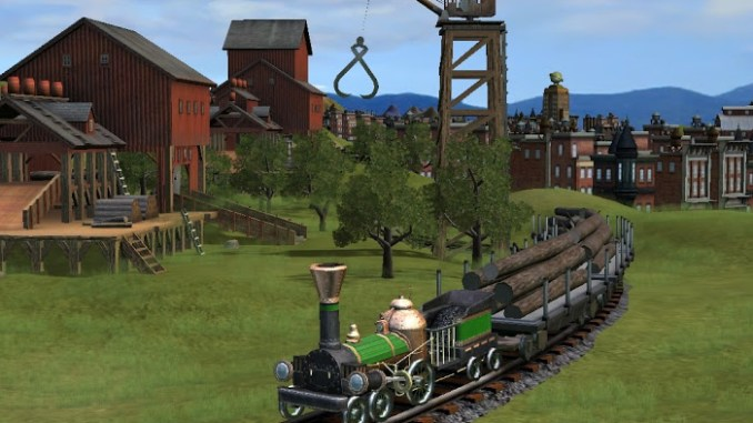 Railroad Tycoon 3 Free Download Full Game