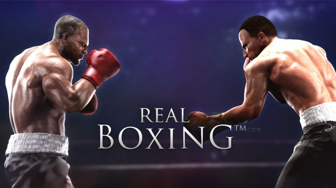 Real Boxing Free Game Full Download