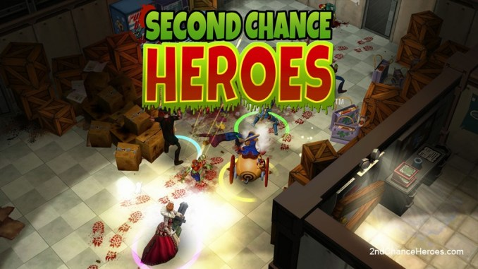 Second Chance Heroes Free Download Full Game