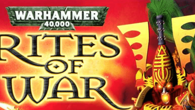 Warhammer 40000 Rites of War Free Download Full Version