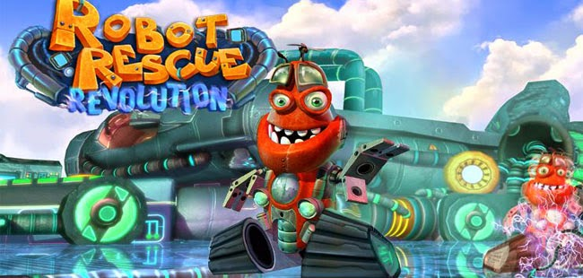 Robot Rescue Revolution Free Game Download