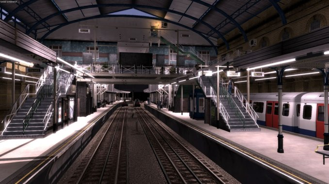 World of Subways Vol.3 London Underground