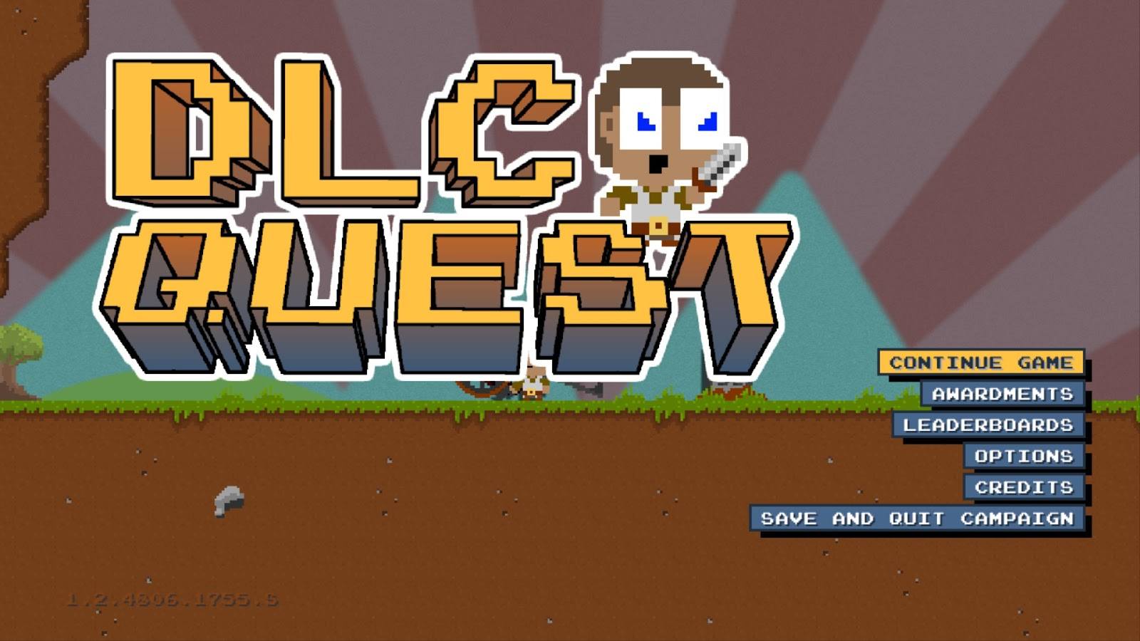 DLC Quest Free Download Full Game - Free PC Games Den