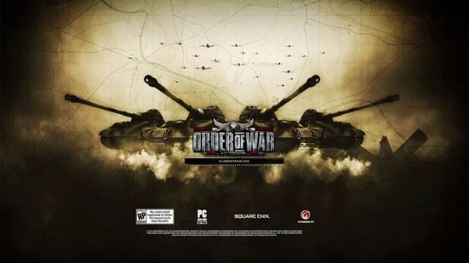 Order of War Full Free Game Download