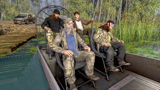 Duck Dynasty Game