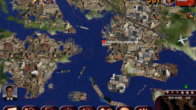 Masters of the World Geo-Political-Simulator 3