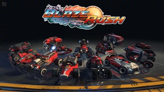 BlazeRush Full Free Game Download