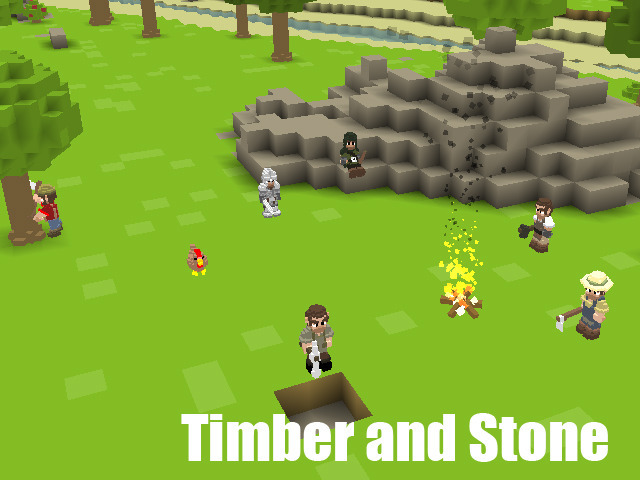 Timber and Stone