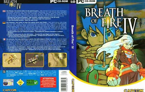 Breath of Fire IV (PC)