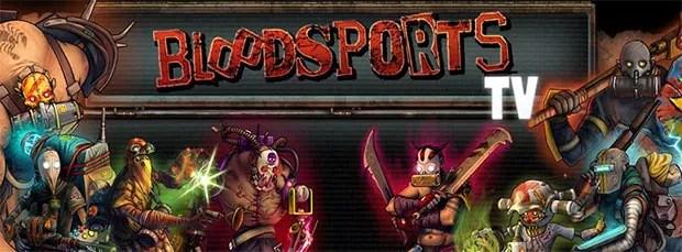Bloodsports TV Full Version Game Free Download