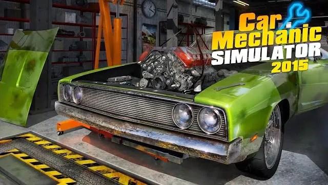 Car Mechanic Simulator 2015 Free Full Game Download