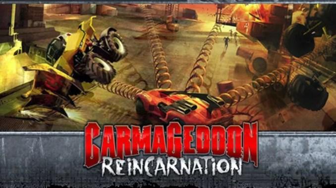 Carmageddon: Reincarnation Full Game Free Download