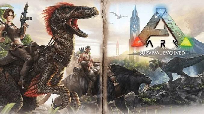 ARK: Survival Evolved Free Game Download Full