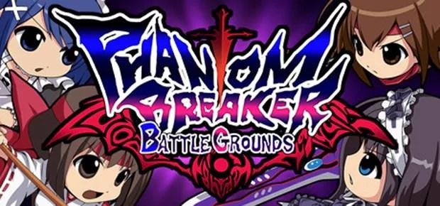 Phantom Breaker Battle Grounds